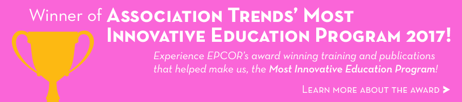 Winner of ASAE's Most Innovative Education Program 2017, Learn more about the award