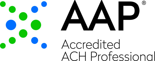 Accredited ACH Professional Logo