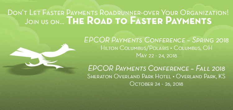 Don't Let Faster Payments Roadrunner-Over Your Organization!
